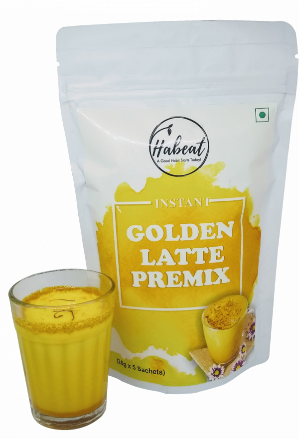 Golden Latte Premix